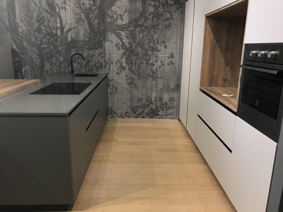 Cucina con penisola Forma 2000 Space Trend